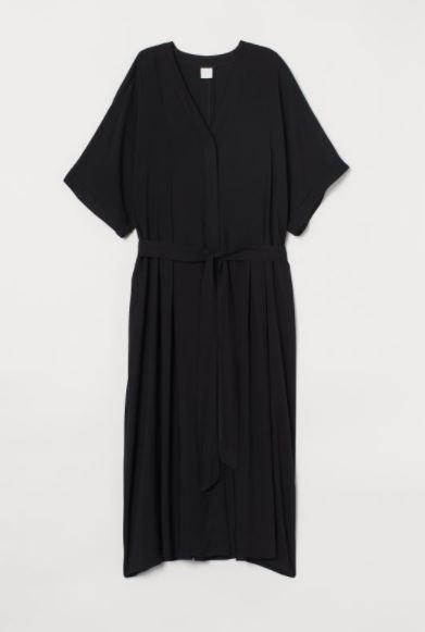 H&M tunikowa sukienka