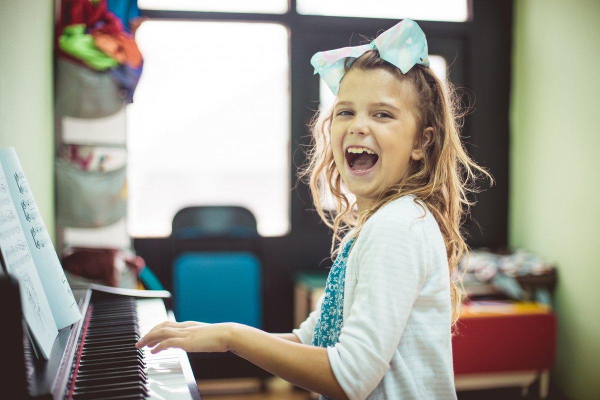 Muzyka - wpływ na rozwój dziecka